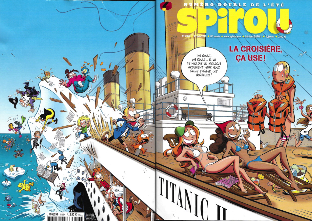 Spirou ... le journal - Page 23 Double10