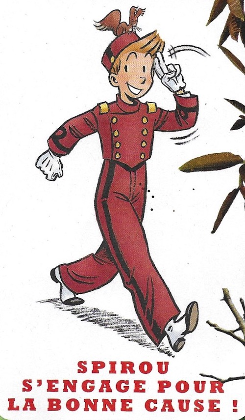 Spirou ... le journal - Page 25 Semain21