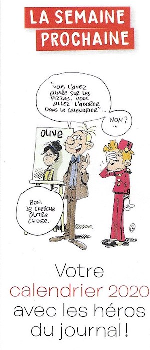 Spirou ... le journal - Page 31 Semain79