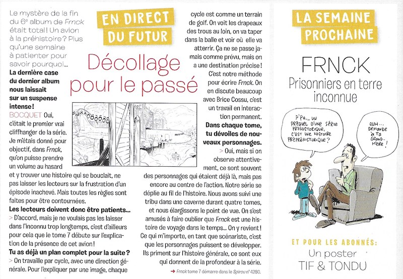 Spirou ... le journal - Page 34 Semain94