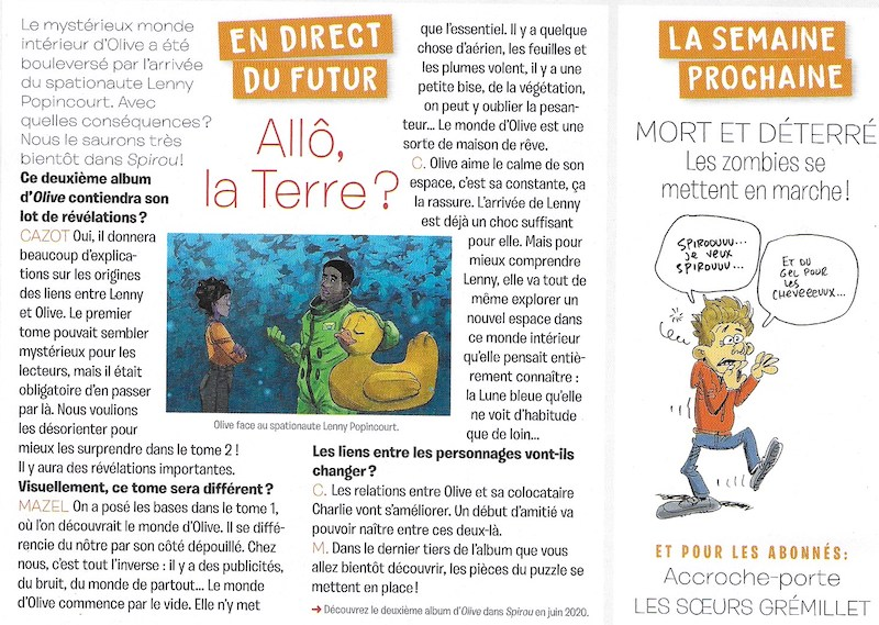 Spirou ... le journal - Page 34 Semain96