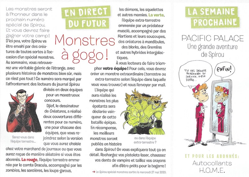 Spirou ... le journal - Page 34 Semain97