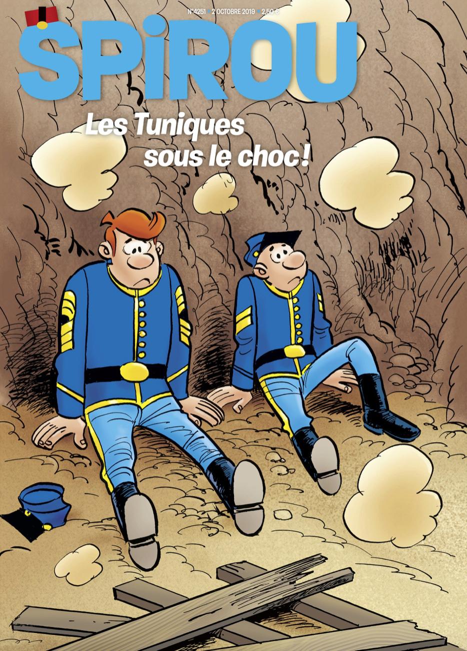 Les Tuniques Bleues - Page 4 Spirou13