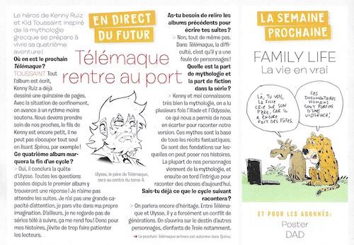 Spirou ... le journal - Page 34 Spirou65