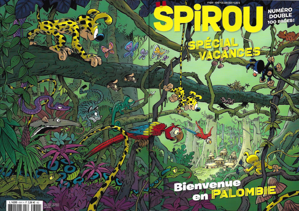 Spirou ... le journal - Page 39 Spirou81