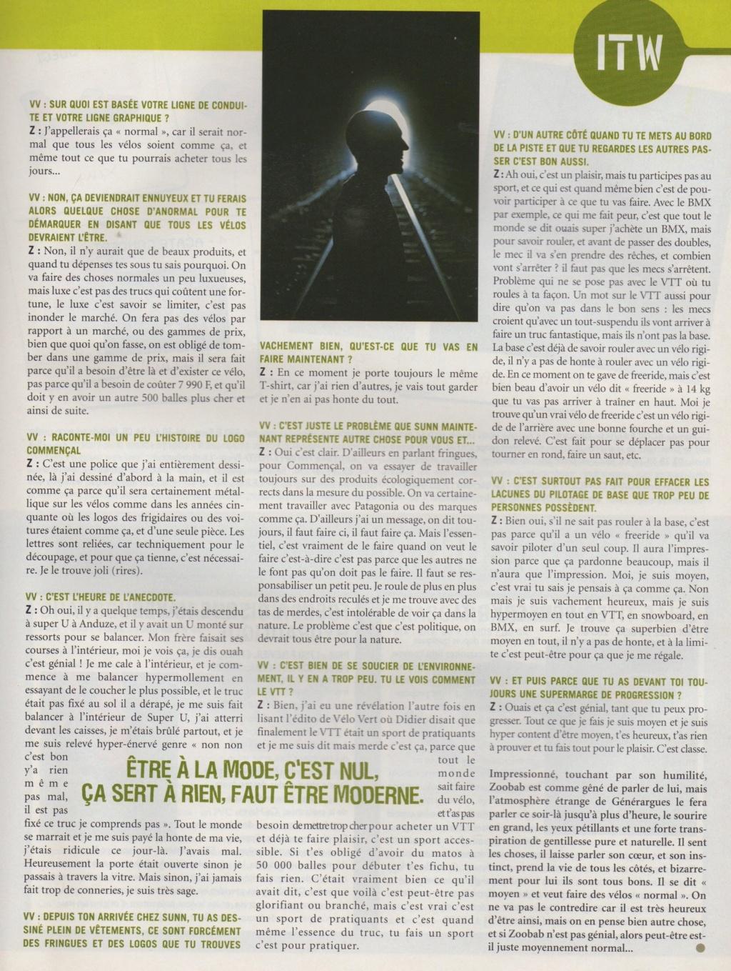 """E-Magazine """"Sunn, la belle époque"""" - Page 3 Zoobab13"""
