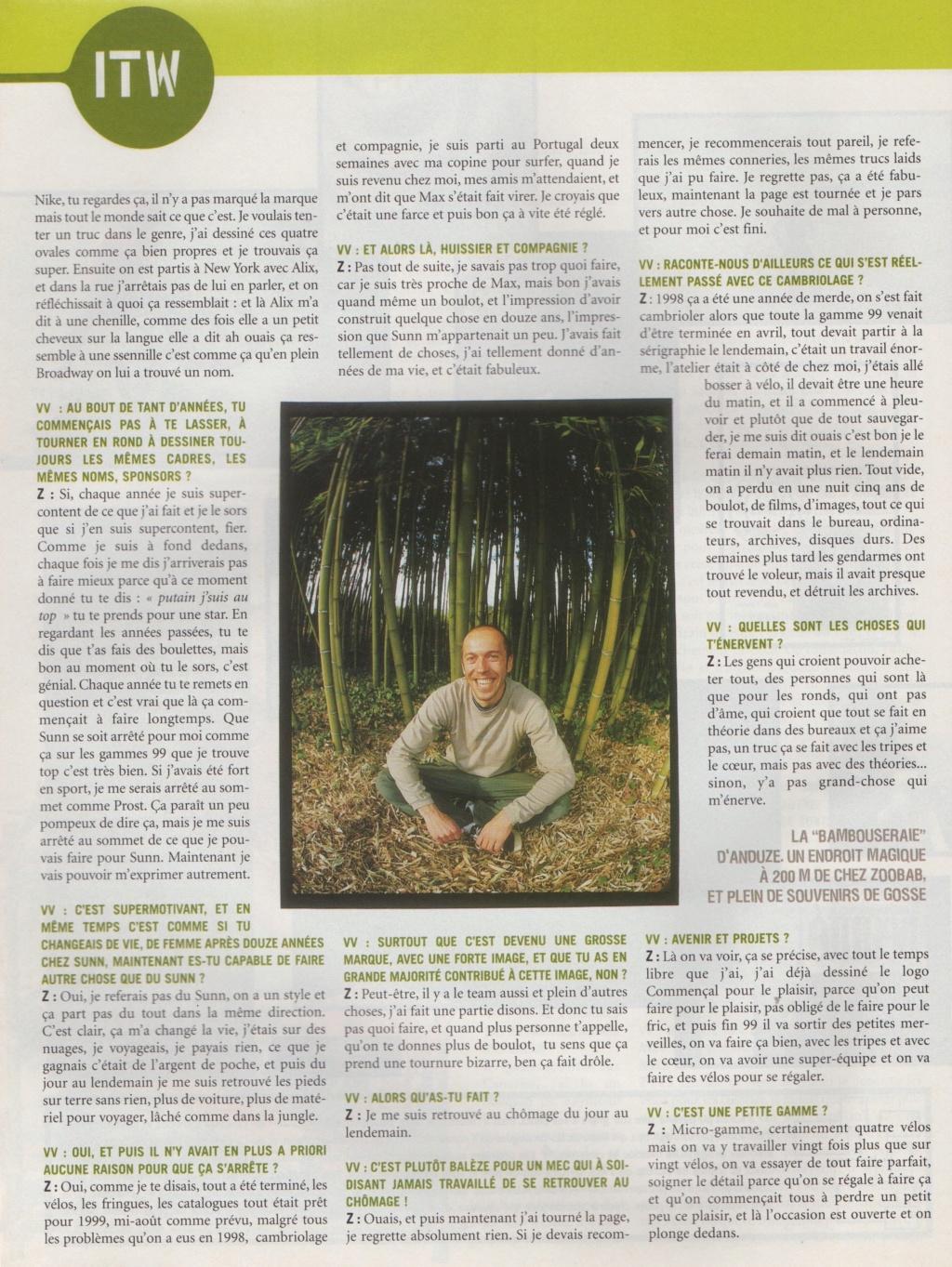 """E-Magazine """"Sunn, la belle époque"""" - Page 3 Zoobab15"""