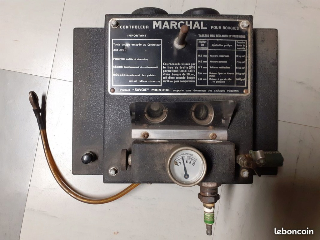 problème de magnéto 852f1010