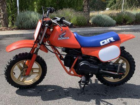 Initiation de la moto aux enfants Honda-10