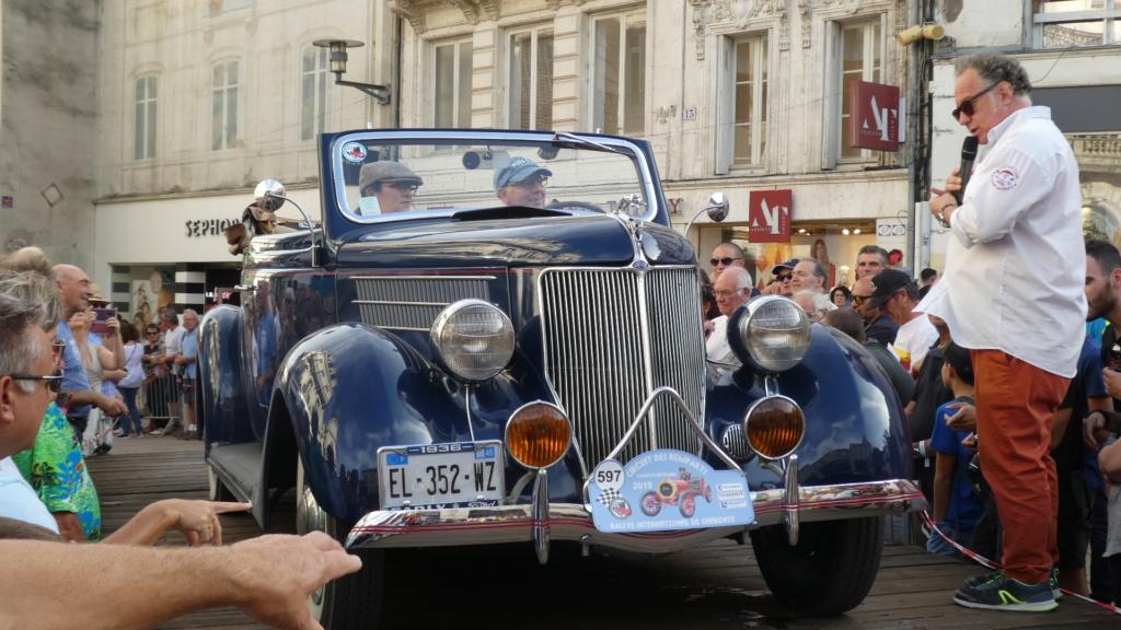 80ème circuit des Remparts à Angoulème .13,14,15 septembre 2019 P1020959