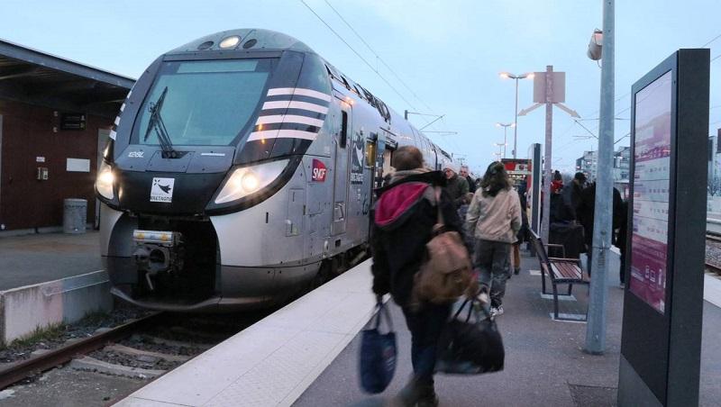 Ligne Rennes-St Malo. Les retards de trains irritent les usagers F8a6c210