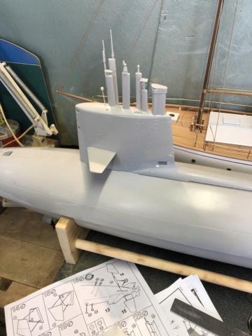 Skipjack submarine  07f97510
