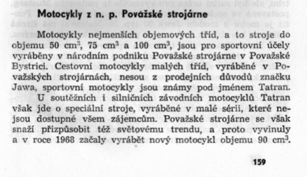 Manet, Tatran et autres véhicules slovaques 15910