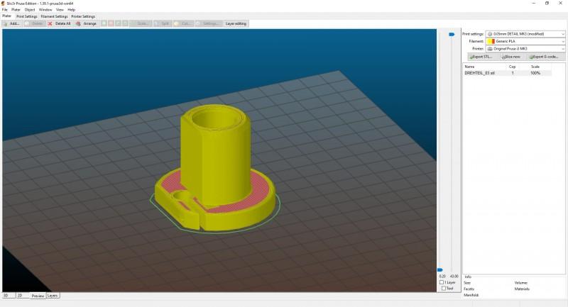 outils - Outils spéciaux imprimés en 3D Axials10