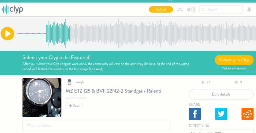 MZ : retour vers le futur ! Clyp10