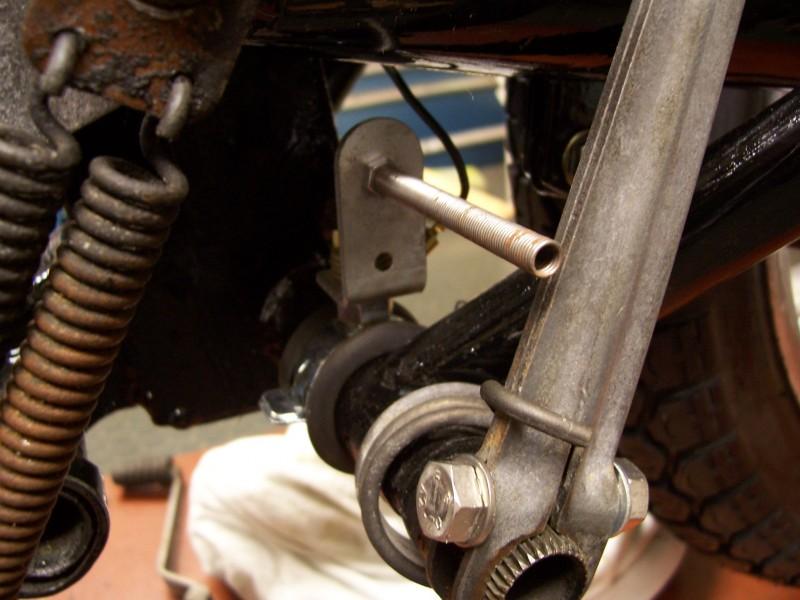 Contact de frein arrière Contac10