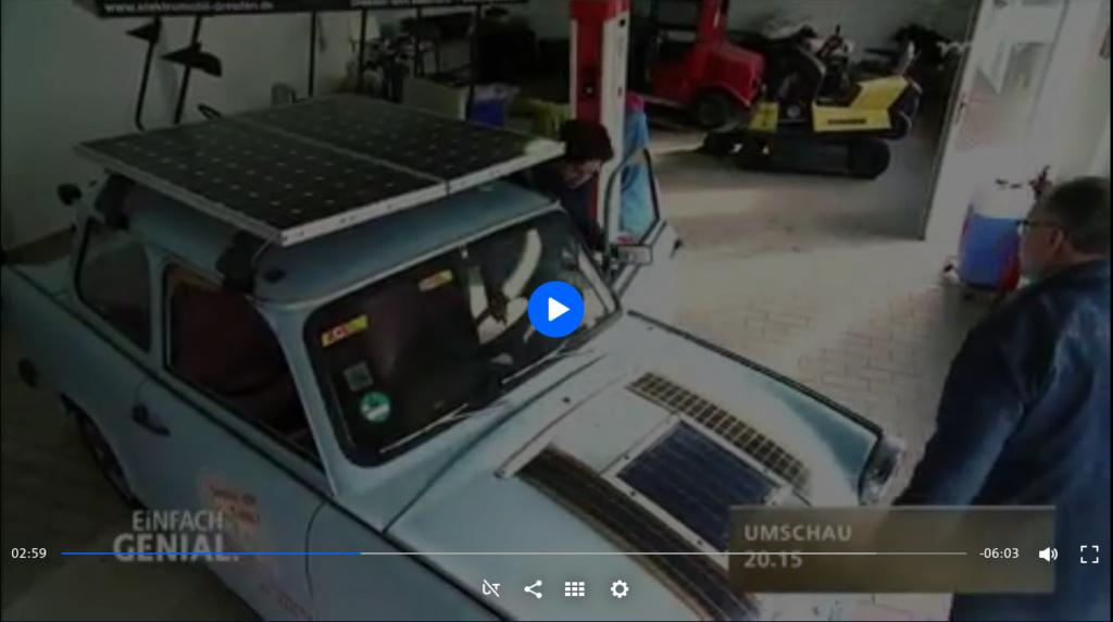 Rétrofit de véhicules thermiques E-trab13