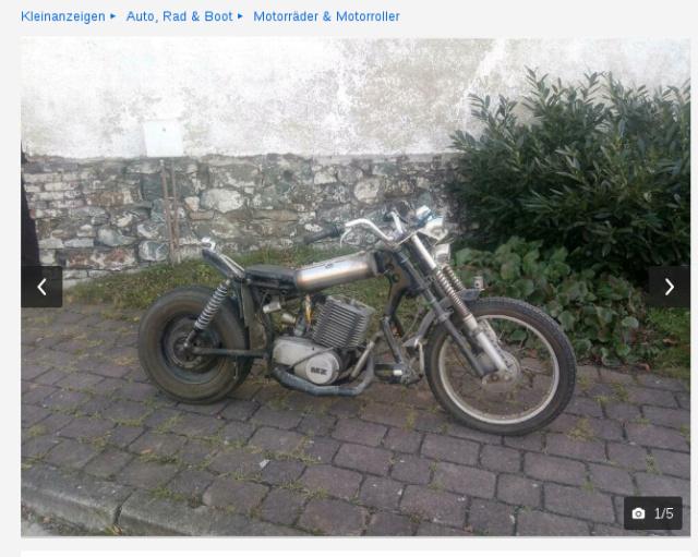 Transformations : MZ Chopper Eigenb10