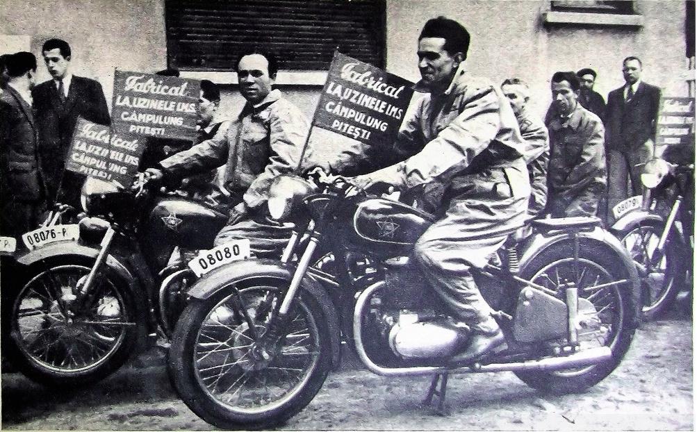 Les motos roumaines Ims5310