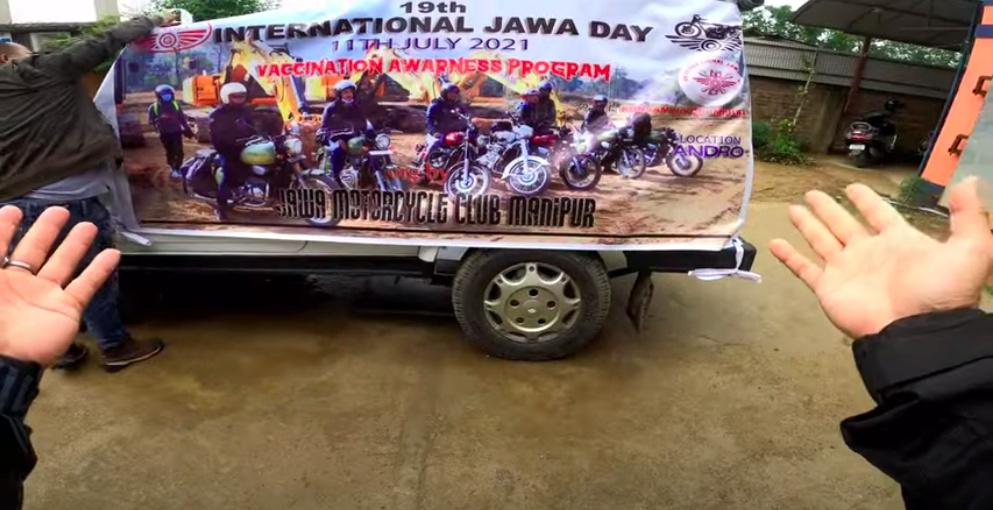 En Inde, des Jawa qui roulent... Intern10