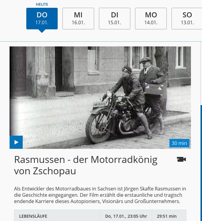 "Vidéo : ""Rasmussen"", MDR, 17/01/2019 Mdr_ra10"