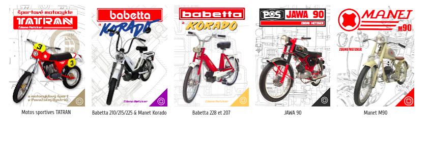 Manet, Tatran et autres véhicules slovaques Metzke10
