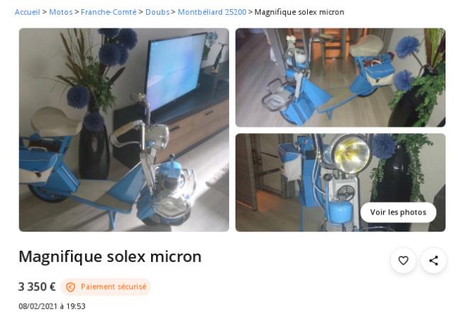 Micron Vélosolex Micron10