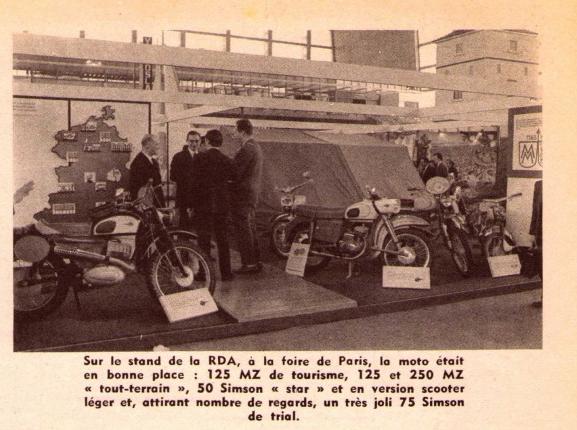 Concessionnaires et agents à l'époque Moto-r11