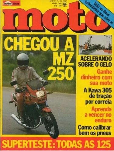 MZ et l'aventure brésilienne - Page 2 Moto_210