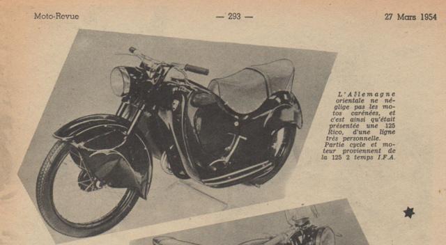 """""""Rico"""", intégrateur suisse de motos de RDA Motore25"""