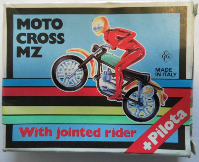 MZ en modèle réduit Mz110