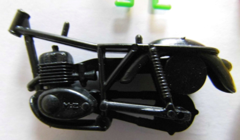 MZ en modèle réduit Mz410