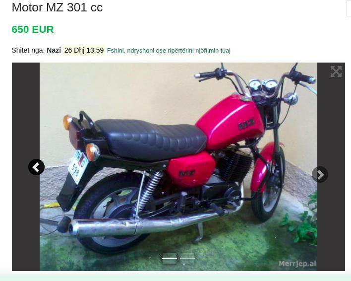 MZ en Albanie Mz_30110