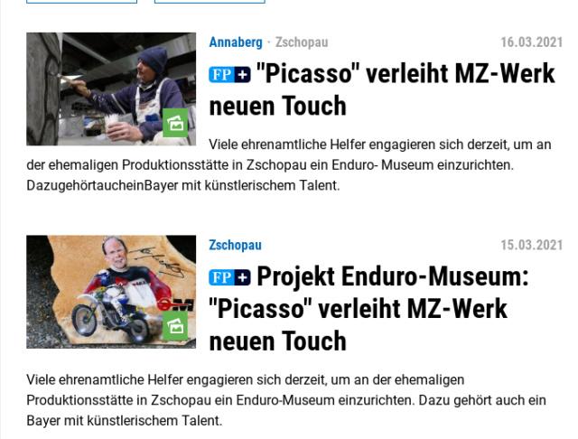 2021 Zschopau ouverture musée enduro Picass10