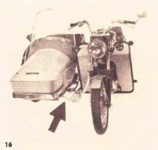 Remorquage de side-car Remorq10