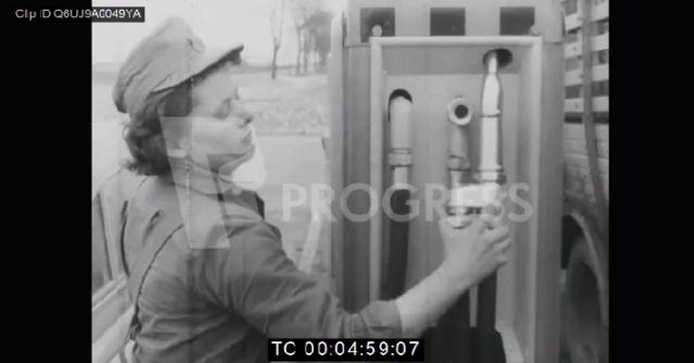 Histoire : les stations-service Minol Tankst11