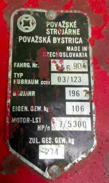 Manet, Tatran et autres véhicules slovaques Tatran12