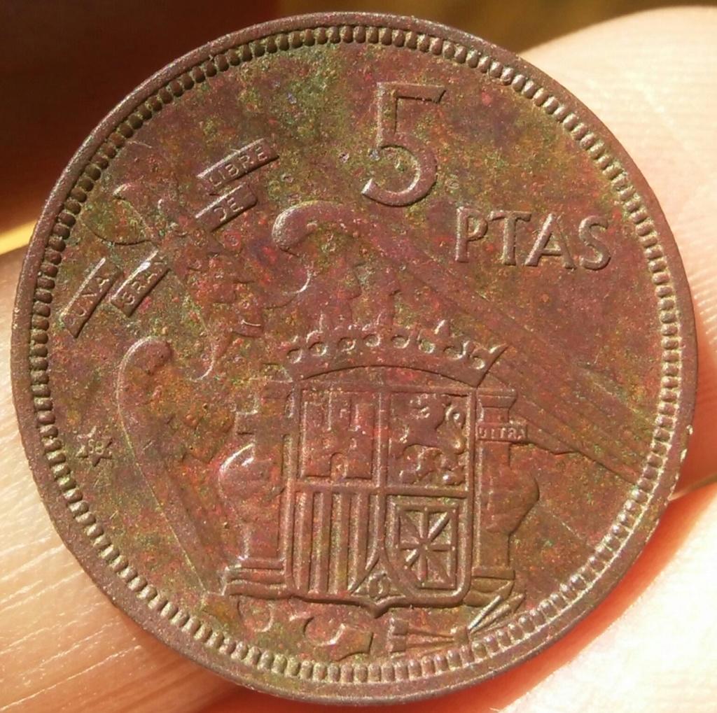 5 pesetas estrella 58 Img_2049