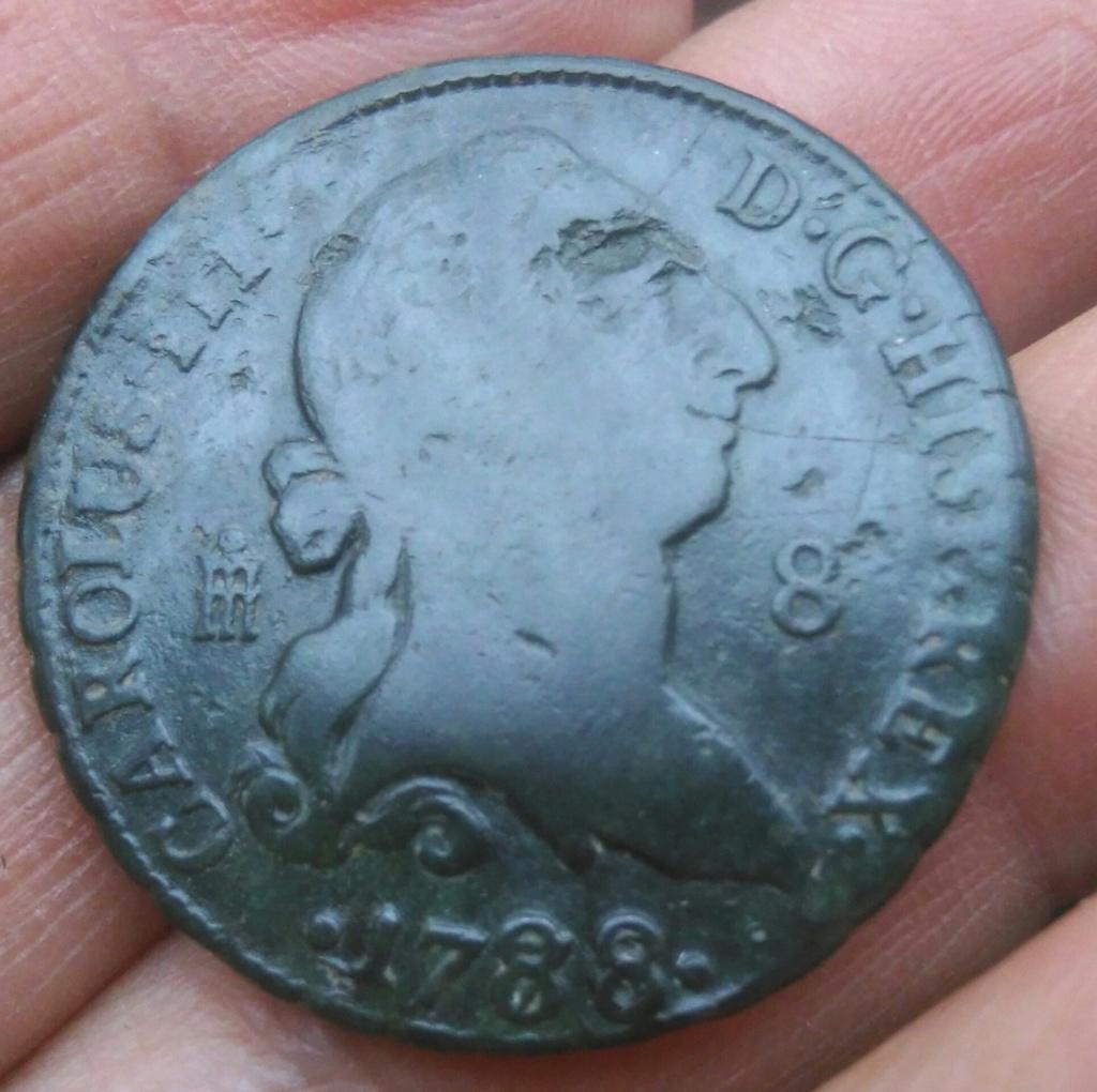 Variante posiblemente no catalogada. Carlos III 1788. (8 maravedís) Img_2098