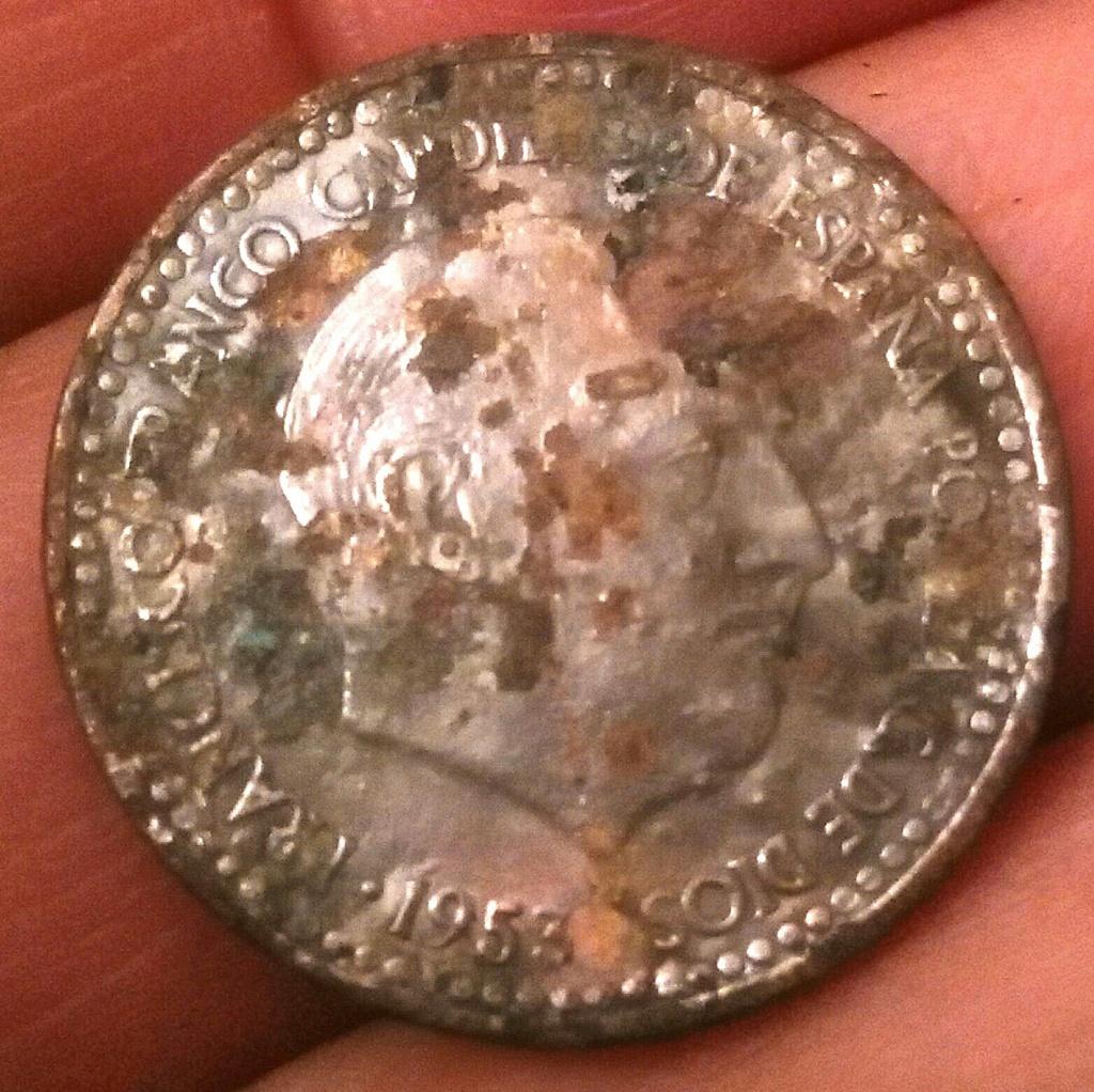 1 peseta forrada de plata. Img_2140