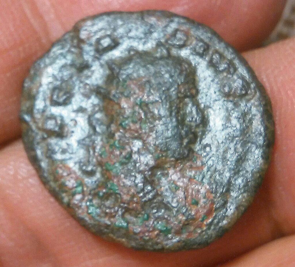 Antoniniano de Claudio II (el Gótico). SPES AVG. Siscia Img_2147
