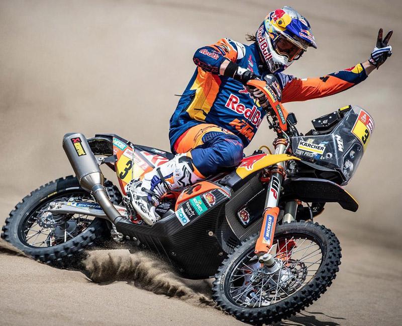 Dakar 2019 50307010