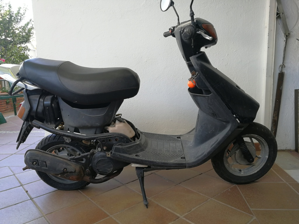 Yamaha Jog 50 - 1990 - Mod. 3WG - CY50 Img_2018