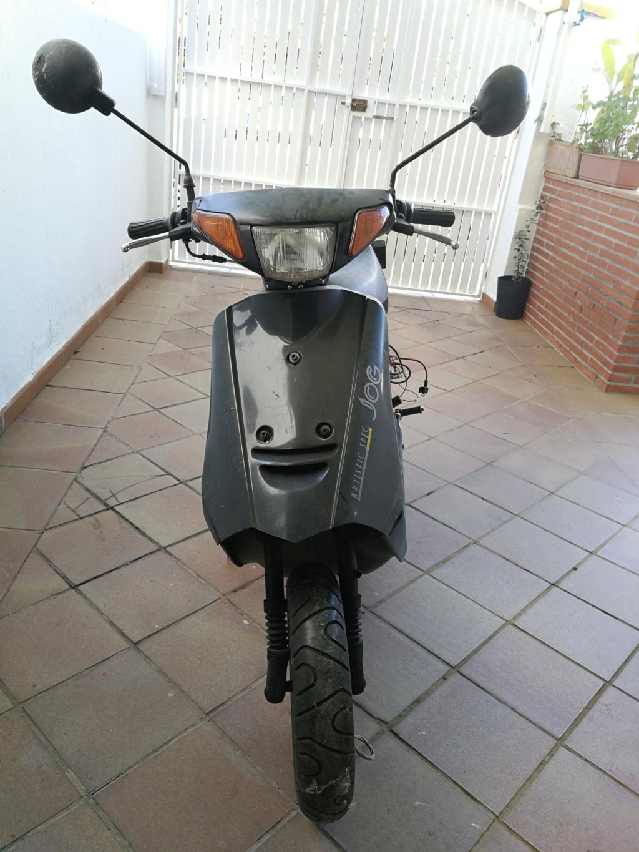 Yamaha Jog 50 - 1990 - Mod. 3WG - CY50 Img_2019