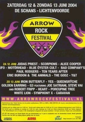 Graspop Metal Meeting 2019 Arrow-11