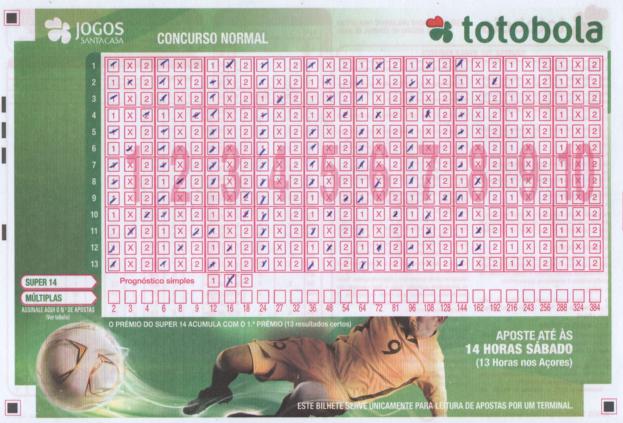 totobola - Totobola - Prognósticos para o concurso 12/2019 1610