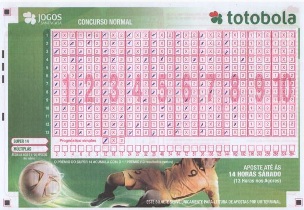 totobola - Totobola - Prognósticos para o concurso 12/2019 3210