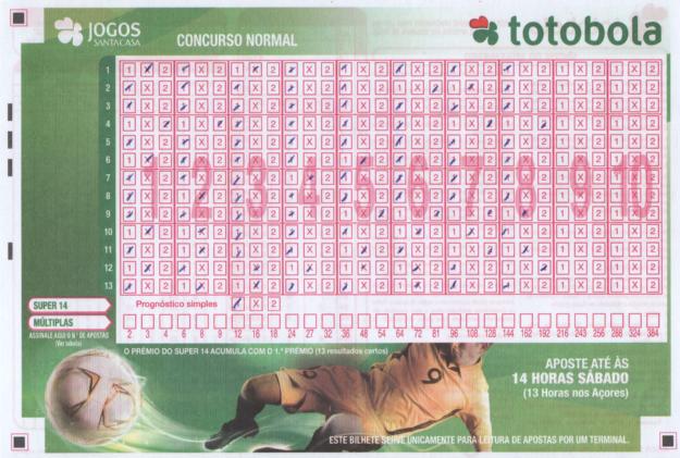 totobola - Totobola - Prognósticos para o concurso 12/2019 811