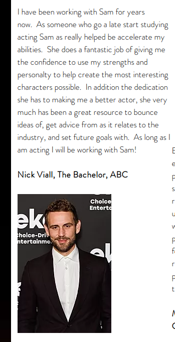 Nick Viall - Bachelor 21 - FAN Forum - Discussion #27 - Page 70 Screen11