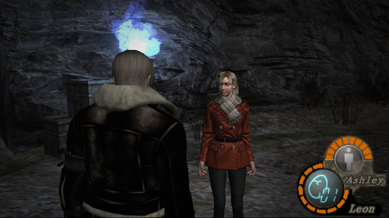 Ashley Resident Evil 3.5 [Reemplaza a ashley normal] Screen22